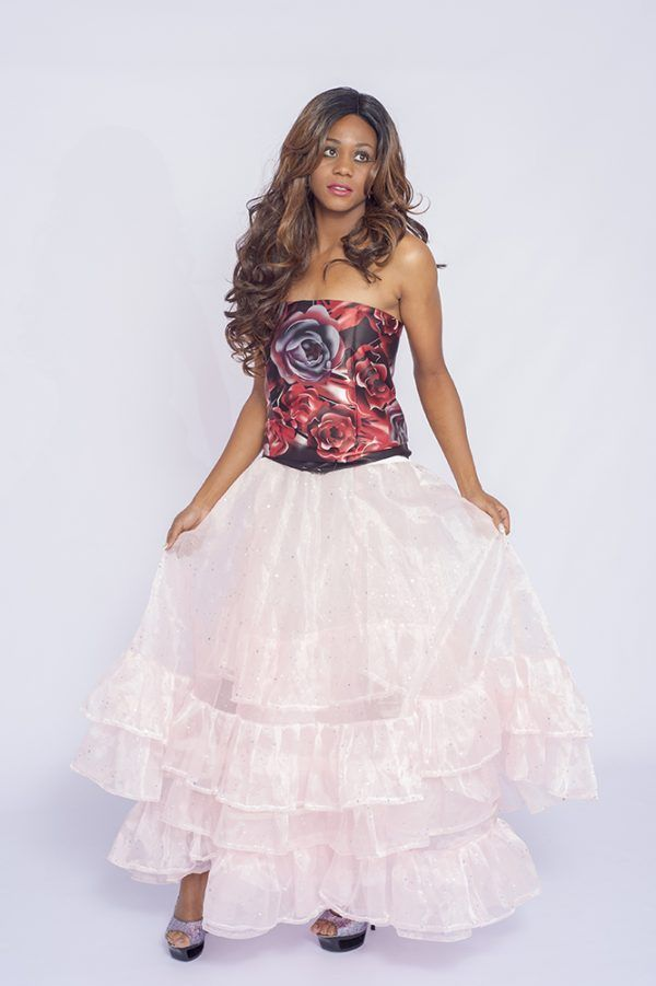 Ball Gown Princess Dress